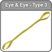 Eye & Eye Flat - Type 3
