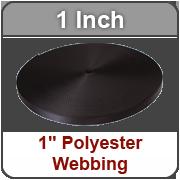 1 Inch Polyester Webbing