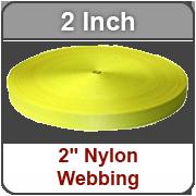 2 Inch Nylon Webbing