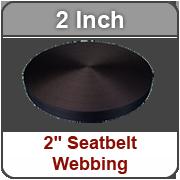 2 Inch Polyester Seat Belt Webbing