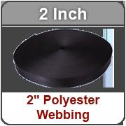 2 Inch Polyester Webbing