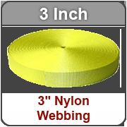 3 Inch Nylon Webbing
