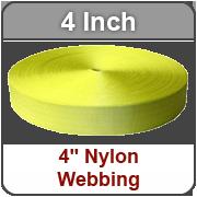 4 Inch Nylon Webbing