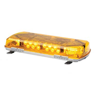 Whelen Mini Century Light Bar - Permanent Mount