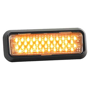 Star Warning Systems DLXT Thinline Perimeter LED Warning Light