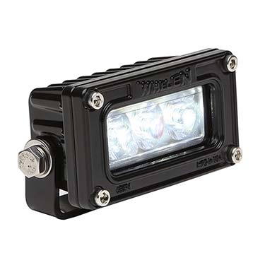 Whelen Pioneer Nano Illumination 3 Diode - Black