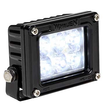 Whelen Pioneer Nano Illumination 6 Diode - Black