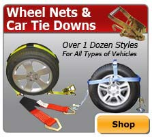Car & Auto Tie Downs